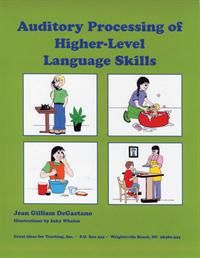Auditory Processing of Higher-Level Language Skill