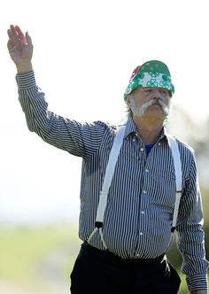 Bill Murray kicked an unprecedented array of ass at the Pebble Beach Golf Tournament this weekend.