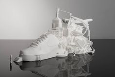 3D Printed Nike Art Collaboration   Creative Boom