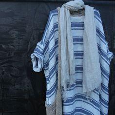 Light Weight Nautical Linen Dress от MegbyDesign на Etsy