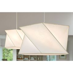 Waltz Modern Pendant Lighting - Modern Pendants & Chandeliers - Modern Lighting - Room & Board