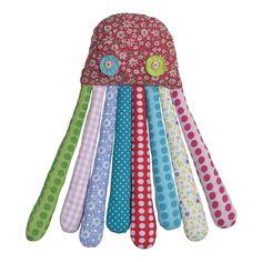kids soft toy octopus
