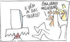 Blog do Mena: BRASILEIROS QUEREM FIM DA CRISE SEM SACRIFICIOS. É...