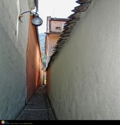 Strada Sforii, Brașov, Romania - One of the smallest streets in Europe, and the world. Romania, Paths, Europe, City, World, Roads, Dan, Pictures, Photos