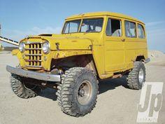 54 Willys Wagon