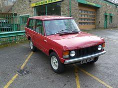"EOE 652K - 1972 ""Suffix A"" 2 Door Classic Range Rover - Land Rover Centre"