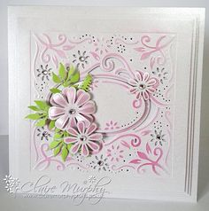 Crafter companion enchanted create a card die