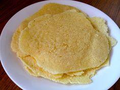 Paleo Almond Flour Tortillas