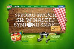 Knorr - Symfonia Smaku by Karol Klonowski, via Behance