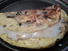 La mia cucina facile: Frittata radicchio e scamorza affumicata