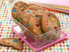 Get Yummy Slice-and-Bake Cookies Recipe from Food Network
