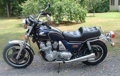 My first street bike . . . . 1980 Honda CB 900 Custom.