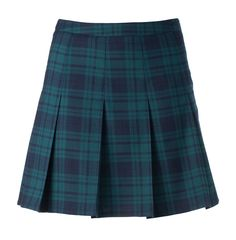 Ruutukuvioinen vekkihame on tyylikäs pari paitapuserolle. Skater Skirt, Skirts, Fashion, Moda, Fashion Styles, Skater Skirts, Skirt, Fashion Illustrations