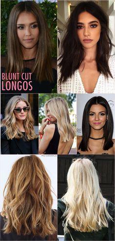 Blunt Cut, atualizando o look capilar!