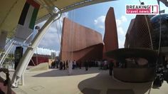 Expo Milan 2015 UAE Pavilion