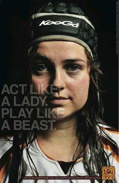 Female rugby