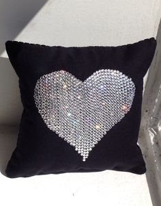 ♥Sparkly Pillow♥