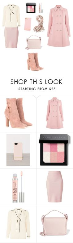 """""""Untitled #43"""" by zyglavis ❤ liked on Polyvore featuring Gianvito Rossi, Oasis, Richmond & Finch, Bobbi Brown Cosmetics, Urban Decay, Winser London, Dorothy Perkins, Dolce&Gabbana and Mark & Graham"""