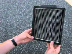 How To Replace Cabin Air Filter Ford Mustang