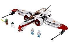 Starfighter - Lego 8088 Star Wars