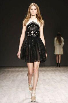 Jill Stuart Ready To Wear Fall Winter 2014 New York - NOWFASHION
