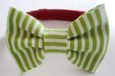 Baby Bow Tie Mr Swag Striped Bow Tie with adjustable by UCbyJ, $16.00