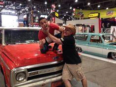 Street Outlaws Farmtruck and AZN on Pinterest | Street Outlaws ...