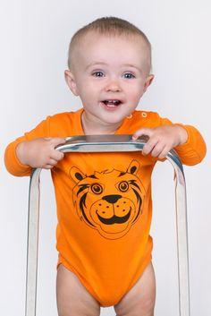 Kojenecké body s dlouhým rukávem New Baby Zvířátko New Girl, New Baby Products, Onesies, Babe, Swimwear, Kids, Clothes, Fashion, Bathing Suits