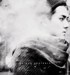 Sehun  .Love. Cre: the owner/ as logo