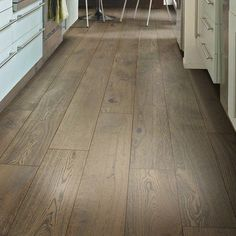 Shaw Floors Scottsmoor Oak Engineered White Oak Hardwood Flooring in Gray Engineered Hardwood Flooring, Vinyl Plank Flooring, Oak Flooring, Basement Flooring, Kitchen Flooring, White Oak Laminate Flooring, Maple Flooring, Modern Flooring