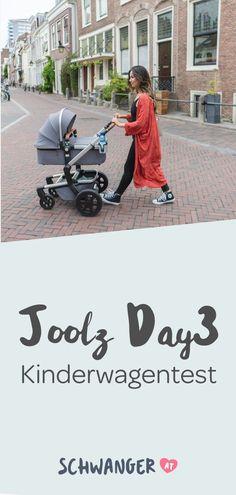 Der Joolz Day 3 wurde letztes Jahr auf den Markt gebracht und ist ein würdiger Nachfolger des Joolz Day 2. Die Fangemeinde der kompakten Design-Kinderwagen des niederländischen Herstellers wird immer größer, daher haben wir beschlossen, uns den Day 3 genauer anzusehen. Unterstützt wurden wir beim Schwanger.at-Produkttest von unserer Test-Familie, die genau darauf geachtet hat, wie sich der Kombi-Kinderwagen im Alltag bewährt. Joolz Day 2, Little Princess, Evans, Baby, Design, Fandom, Kids Wagon, Baby Humor