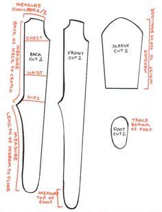 Komickrazi Studios - Pajama Pattern with Feet!