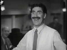 ▶ Act II - Groucho Marx - Lydia the Tattooed Lady - YouTube