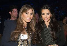 loren ridinger and kim kardashian