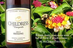 Refresh yourself with Riesling! #childresswines