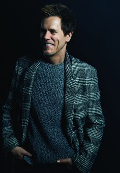 Kevin Bacon Opens Up On Disturbing Social Experiment: Photo Kevin Bacon is handsome in a tuxedo for a feature in Haute Living's latest issue, out on newsstands now! Hot Actors, Actors & Actresses, Kevin Bacon, Hey Gorgeous, Secret Crush, Dapper Gentleman, Famous Movies, Hollywood Actor, Film Director