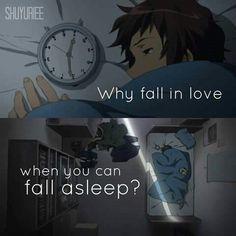Exactly lol. Anime: Melancholy of Haruhi Suzumiya
