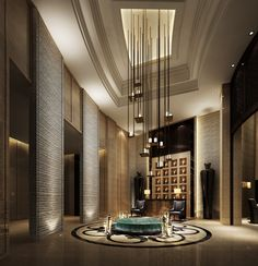 Some of the best hotels interior ideas to have in mind for #homedecor #interiors | Hospitality projects Interior decor | see more world leading hotels inspirations at http://www.brabbu.com/en/inspiration-and-ideas/