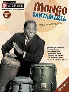 Special Offers Available Click Image Above: Hal Leonard Mongo Jazz Play-along Volume 61 Book/cd Jazz Artists, Jazz Musicians, Watermelon Man, Latin Music, Latin Dance, Musica Salsa, Piano Parts, Artist Film, Afro Cuban