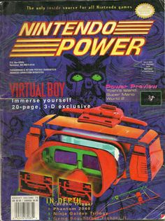 RIP Nintendo Power: Our 10 Favorite Magazine Covers