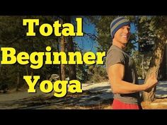 Easy Yoga for Total Beginners - Basic Beginner Workout Program (part 1 o...