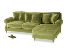 Crumpet chaise sofa loaf.com