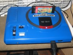 custom sega genesis console - Google Search