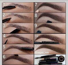 I actually like natural chunky eyebrows but don't worry goth thin eyebrows are beautiful❤