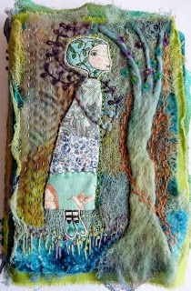 Annette's Textile Tales: New Work and a New Workshop