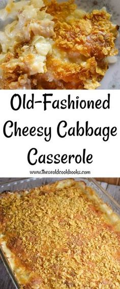 Cabbage Casserole Recipe With Mayonnaise.Old Fashioned Cheesy Cabbage Casserole Recipe These Old . Old Fashioned Cheesy Cabbage Casserole Recipe These Old . Old Fashioned Cheesy Cabbage Casserole HouseKeeperMag Com. Home and Family Veggie Casserole, Cabbage Casserole, Casserole Dishes, Vegtable Casserole Recipes, Cabbage Lasagna, Farmers Casserole, Healthy Recipes, Vegetable Recipes, Low Carb Recipes