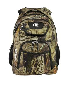b9de9c90774 With dual main compartments and an ultra-padded air mesh back, this casual  style pack is an excellent choice for school or work.