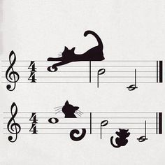 kitty cats Jazz for Cool Cats Crazy Cat Lady, Crazy Cats, Musical Cats, Gatos Cool, Image Chat, Cat Tattoo, Cat Drawing, Cool Cats, Cat Art