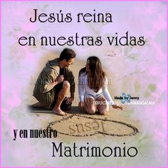Jesus reina en nuestras vidas