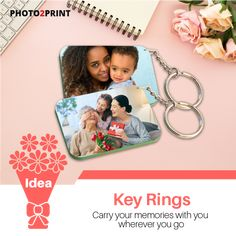 Personalised Keyrings carry messages of love, friendship and endearment. Add your own personal message to make it extra special. Personalised Keyrings, Personalized Gifts, Chopping Board Set, Customised Gifts, Funky Design, Photo Blocks, Apron Designs, Knobs And Handles, Love Messages
